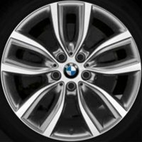 "18"" BMW 485 wheels 36116855094"