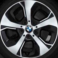 "16"" BMW 472 wheels 36116855081 36116860253"