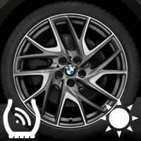 "19"" BMW 487 wheels 36116855096"