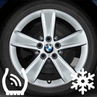 "17"" BMW 478 wheels 36116855087"