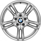 "new 18"" BMW 400M alloy wheels"