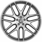 "new 22"" AMG 7 Y-Spoke alloy wheels"