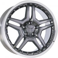 "19"" AMG IV 2pc wheels B66031364 B66031365"
