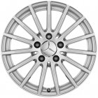 "new 16"" Mercedes Multi Spoke alloy wheels"
