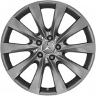 "new 19"" Mercedes 10 Spoke alloy wheels"