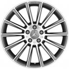 "new 20"" AMG Multi Spoke alloy wheels"