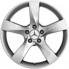 "new 18"" Mercedes 5 Spoke alloy wheels"