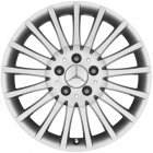 "new 17"" Mercedes 17 Spoke alloy wheels"