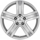 "new 17"" Mercedes Naantali alloy wheels"