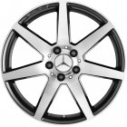 "new 18"" AMG 7 Spoke alloy wheels"