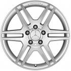 "new 17"" AMG IV alloy wheels"