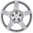 "new 18"" Mercedes Sinnif alloy wheels"
