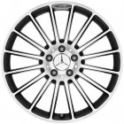 "new 19"" AMG V alloy wheels"