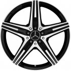 "new 19"" AMG 5 Spoke alloy wheels"