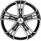 "new 18"" Mercedes 5 Triple Spoke alloy wheels"