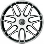 "new 20"" AMG Cross Spoke Forged alloy wheels"