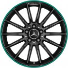 "new 18"" AMG Multi Spoke alloy wheels"