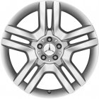 "new 20"" Mercedes 5 Twin Spoke alloy wheels"