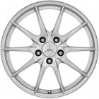 "new 17"" Mercedes 10 Spoke alloy wheels"