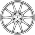 "new 18"" Mercedes 10 Spoke alloy wheels"