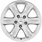 "new 16"" Mercedes Vela alloy wheels"