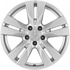 "new 17"" Mercedes 5 Twin Spoke alloy wheels"