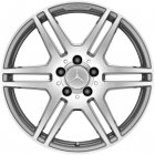 "new 18"" AMG IV alloy wheels"