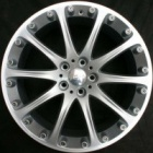 "new 19"" Hartge Classic 2 alloy wheels"