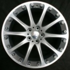 "new 20"" Hartge Classic 2 alloy wheels"