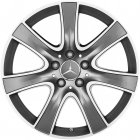 "new 18"" Mercedes 7 Spoke alloy wheels"
