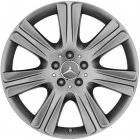 "new 19"" Mercedes 7 Spoke alloy wheels"