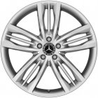 "new 20"" Mercedes 5 Triple Spoke alloy wheels"