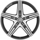 "new 20"" AMG 5 Spoke alloy wheels"