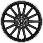 "new 18"" AMG Multispoke alloy wheels"