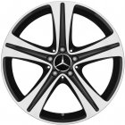 "new 19"" Mercedes 5 Spoke alloy wheels"