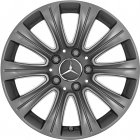 "new 16"" Mercedes 10 Spoke alloy wheels"