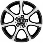 "new 17"" Mercedes 7 Spoke alloy wheels"