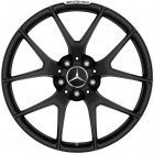 "new 19"" AMG Cross Spoke alloy wheels"