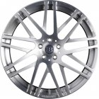 "new 21"" Brabus Monoblock F Platinum alloy wheels"