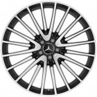 "new 22"" AMG Multi Spoke alloy wheels"