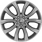 "new 19"" Mercedes 5 Twin Spoke alloy wheels"