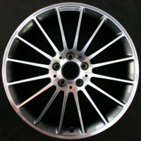 "19"" AMG V 16-spoke wheels B66031047 B66031048"