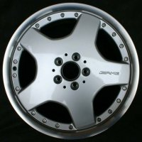 "18"" AMG I 2pc wheels B66031010 B66031004"
