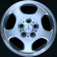 "16"" Mercedes Mekab wheels B66470861"