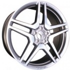 "new 19"" AMG IV alloy wheels"