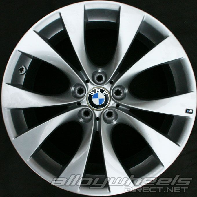 20 Quot Bmw 227m Wheels In Silver Alloy Wheels Direct 104443