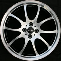 "18"" JCW R105 Double Spoke wheels 36116777973"