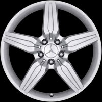 "19"" Mercedes Tarka wheels B66471677 B66471678"