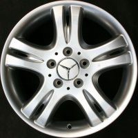 "16"" Mercedes Sargas wheels B66471542"