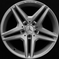"17"" AMG IV wheels B66031086 B66031087"